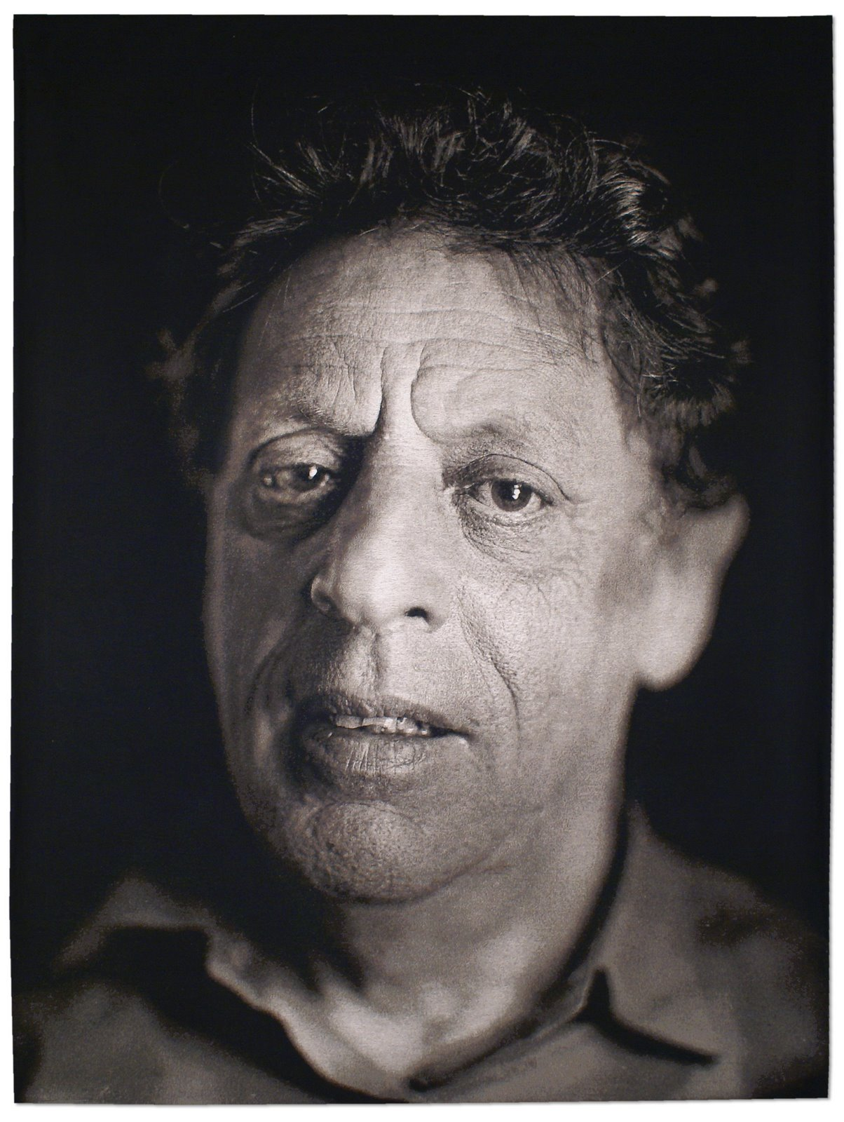 » Go See: Chuck Close Paintings and Tapestries at ...