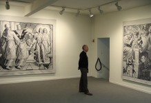Bruce Conner Tapestries