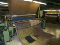 At the tapestry mill