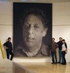 Chuck Close, Philip Glass State I, 2005